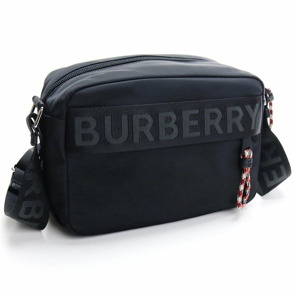 メンズバッグ, ショルダーバッグ・メッセンジャーバッグ  BURBERRY 8025669 A1189 BLACK mens shoulderbag brand gsm-1