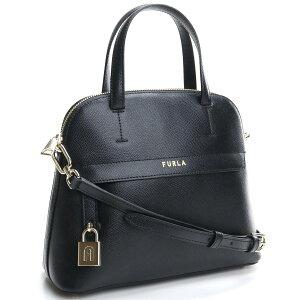 フルラ FURLA PIPER パイパー S 2way ハンドバッグ BAHU 1057361 ARE O60 NERO ブラック レディース ladies ハニー】ズ ハンドバック handbag ブランド ブランドバッグ brand バック 新品