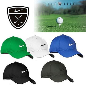 ナイキ NIKE Golf Dri-FIT Swoosh Front Cap.-548533 ドライフィット ゴルフキャップ 全5色(ブラック&ホワイト系、ホワイト系&ブラック、ブルー&ホワイト系、グレー&ブラック系、グリーン&ホワイト系) メンズ men's