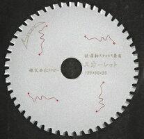 【数量限定お試し価格】【鉄ステンレス兼用コードレス用チップソー】スカーレット125×501枚