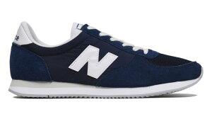 NewBalanceニューバランス【ユニセックスモデル】U220NV(BLUE)【楽ギフ_包装】【楽ギフ_のし】ブルー