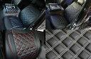 200系 ハイエース S-GL ダイヤカットデザイン シートカバー 3