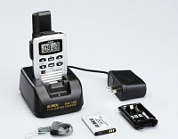 アルインコDJ-CH20フルセット(本体/イヤホンマイク/バッテリー/シングル充電器/乾電池ケース)激安