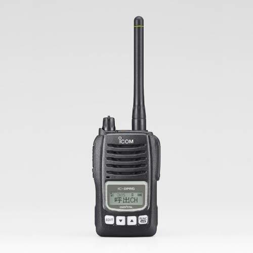 アイコム ICOM IC-DPR6 携帯型デジタルトランシーバー 登録局 最大出力5W
