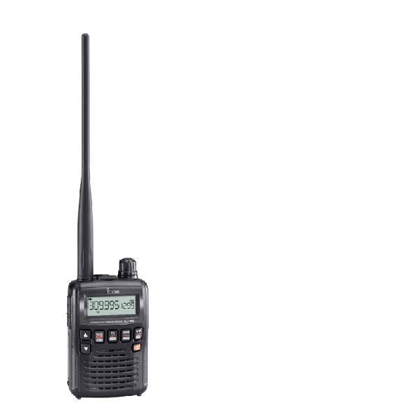 アマチュア無線機, ハンディー機  ICOM IC-R6