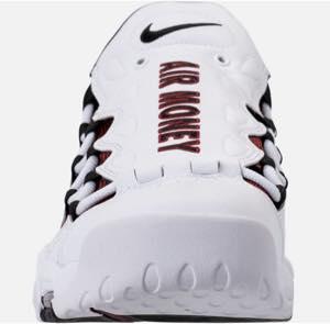 ナイキ メンズ スニーカー Nike Air More Money エア モアマネー White/Black/Team Red