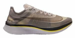 ナイキ メンズ スニーカー Nike Zoom Fly SP ズームフライ Sepia Stone/Sepia Stone/Sonic Yellow