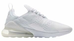 メンズ靴, スニーカー Nike Air Max 270 WhiteWhiteWhite