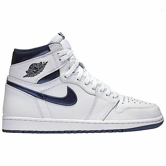 JORDAN RETRO 1 HIGH OGメンズ White/Midnight Navy  NIKE ナイキ ジョーダン 23:trois HOMME