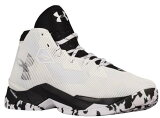 Under Armour Curry 2.5 メンズ White/Black アンダーアーマー バッシュ カリー2.5 Stephen Curry ステフィン・カリー