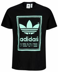 トップス, Tシャツ・カットソー  T adidas Originals Vintage SS T-Shirt Black