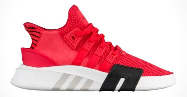 メンズ靴, スニーカー  adidas Originals EQT Basketball ADV Real CoralWhiteBlack