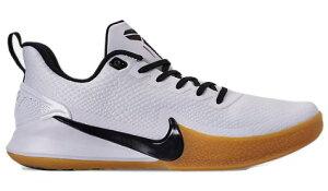 ナイキ マンバ フォーカス メンズ Nike Mamba Focus バッシュ White/Black/Gum Light Brown Kobe Bryant コービー