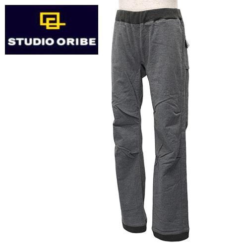 【20%OFF】 STUDIO ORIBE【スタジオオリベ】RIB PANTS(リブパンツ)A/W Men's【RP12】【楽ギフ_包装】【楽ギフ_メッセ入力】