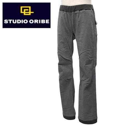 STUDIO ORIBE【スタジオオリベ】RIB PANTS(リブパンツ)A/W Men's【RP12】【楽ギフ_包装】【楽ギフ_メッセ入力】