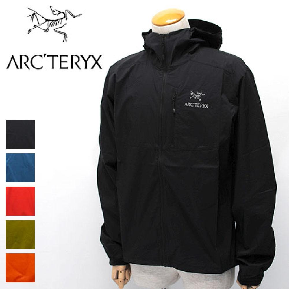 ARC'TERYX【アークテリクス】Squamish Hoody Men's/スコミッシュフーディ【13647】【楽ギフ_包装】【楽ギフ_メッセ入力】