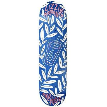 【2020FALL】BIRDHOUSE(バードハウス) 8.25 Lizzie Armanto Boba DECK デッキ 板【デッキテープ1枚プレゼント】【スケートボード/スケボー/SKATEBOARD】