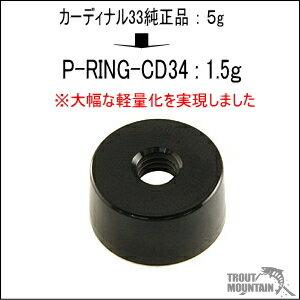 アベイルカーディナル3/4用プロテクティングリング【P-RING-CD34】※フェルトワッシャ1個付属