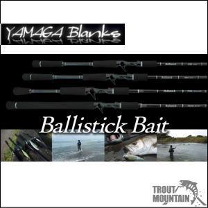 【ご予約】YAMAGA Blanks(ヤマガブランクス)【Ballistick Bait 103MH NANO】Ballistick Bait (バリスティック ベイト)【新商品】:トラウトマウンテン
