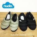 nuvola(ヌヴォラ/ヌーヴォラ)CLASICAインドアシューズ/キルティングシューズ/ダウン/ルームシューズ/アウトドア/プレゼント/クリスマス/ギフト