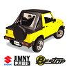 BESTOP社製ジムニーJA11JA12JA71SJ30SJ40スプリントトップ幌ブラック国内在庫