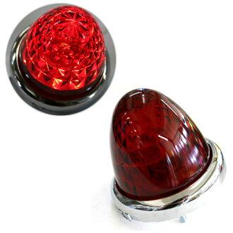 回轉原始物LED萬能筆電燈☆[LED鑽石萬能筆電燈DC24V(紅/紅)]