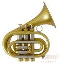 Brasspire P7 MGL 【Bb ポケット トランペット】