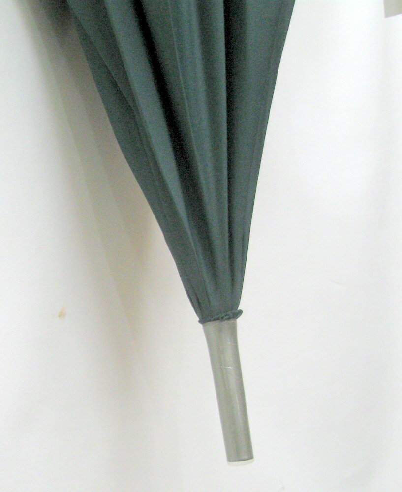 ダックスフンド・ブラックタン柄のワンタッチ傘です(ヒストリー)