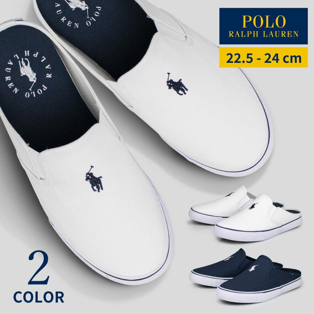 レディース靴, ミュール  CARLEE MULE POLO RALPH LAUREN RF102214 RF102216 2021