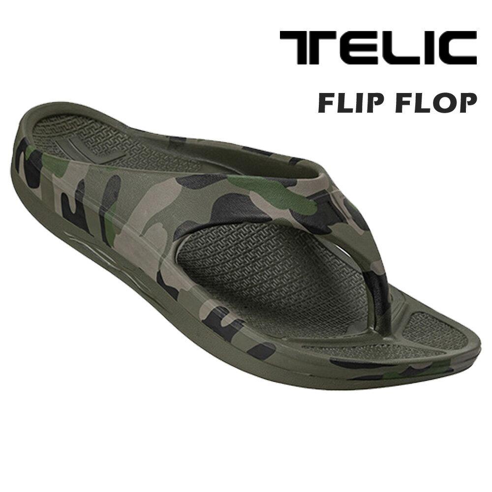 サンダル, トング  FLIP FLOP TELIC CAMO