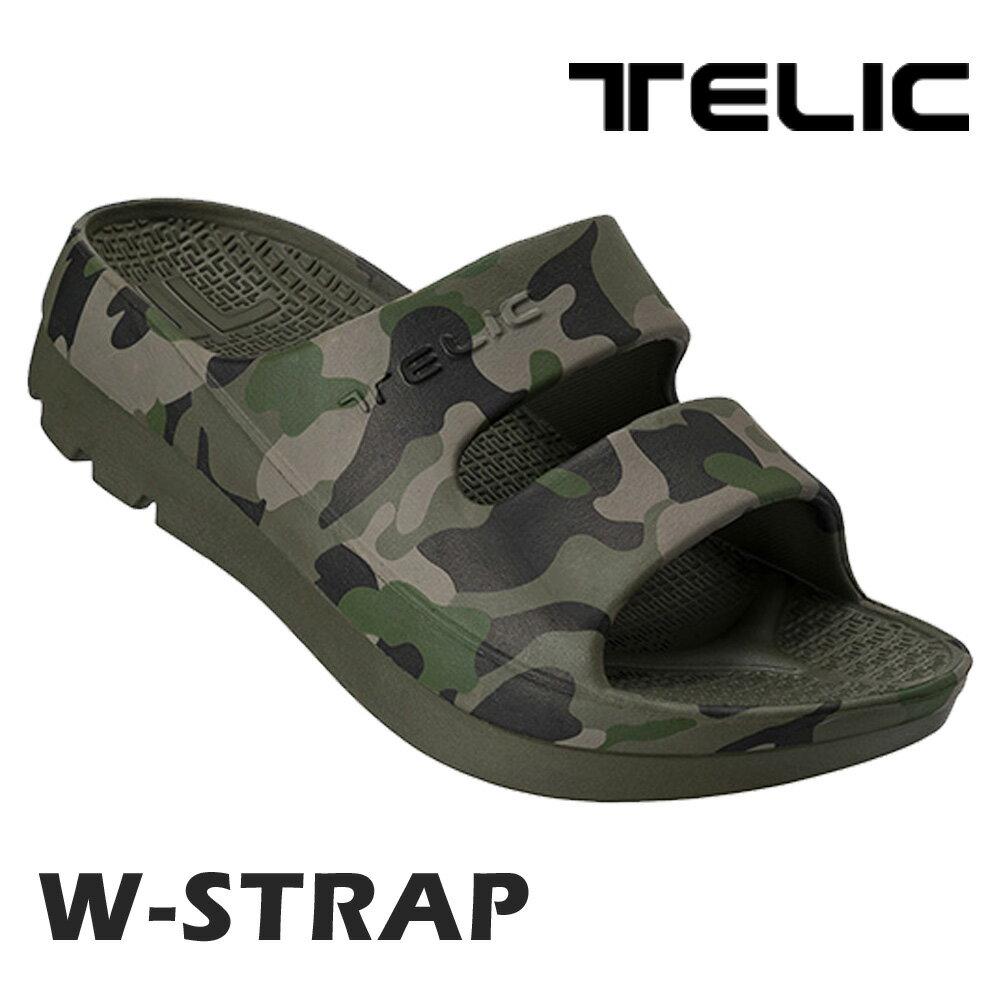 サンダル, ストラップ  W-STRAP TELIC CAMO