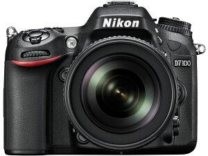 【送料無料】【あす楽対応】【新品】【正規品】Nikon ニコン D7100 18-105 VR レンズキット デ...