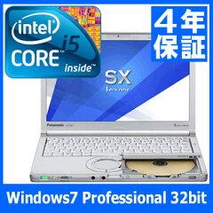 【送料無料 】【Windows7 Pro 32bit】【あす楽対応】【新品】【4年保証】Panasonic パナソニッ...