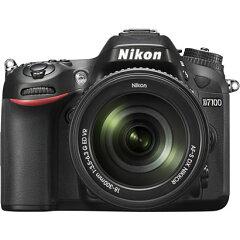 【送料無料】【あす楽対応】【新品】【正規品】Nikon ニコン D7100 18-300 VR スーパーズームキ...