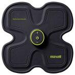 日立マクセルEMSMXES-R400ダイエット器具ダイエット健康もてケアEMS運動器本体4極YG