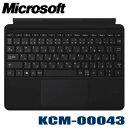 新品 Microsoft KCM-00043 マイクロソフト Surface Go Surface GO2 タイプ カバー ブラック 日本語配列 KCM00043 マイクロファイバー サーフェスゴー