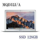 ★Apple アップル MacBook Air MQD32J/A 13.3インチ SSD128GB 1800/13.3 Intel Core i5 マックブックエアー ノートパソコン MQD32JA