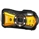PENTAX ペンタックス Optio WG-1 GPS(シャイニーオレンジ) コンパクトデジタルカメラ 防水 防塵...