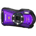 PENTAX ペンタックス Optio WG-1(パープル) コンパクトデジタルカメラ 防水 防塵 耐衝 光学5倍...