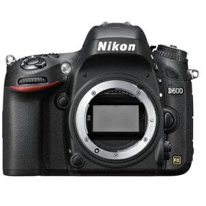 【あす楽対応商品は代引き注文17時まで即出荷】Nikon ニコン D600 ボディ BODY デジタル一眼レ...