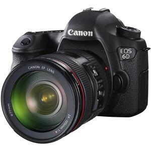 【送料無料】【新品】【国内正規品】EOS 6D EF24-105L IS USM レンズキット Canon デジタル一眼...