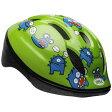 【楽天ポイントアッププログラム開催中!】【ポイント5倍!】BELL(ベル) 子供用ヘルメット ズーム2 グリーンファートモンスター XS/Sサイズ