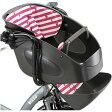 ブリヂストン(BRIDGESTONE) bikke POLAR用 フロントチャイルドシートクッション FBP-K P-W ボーダーピンク