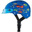 【キャンペーン参加でポイント最大24倍!】ブリヂストン(BRIDGESTONE) コロン キッズヘルメット CHCH4652 ブルー