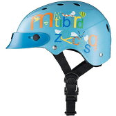 【2/27 10時まで エントリーでポイントがさらにお得!】ブリヂストン(BRIDGESTONE) コロン キッズヘルメット CHCH4652 ライトブルー