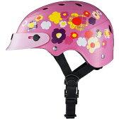 【2/27 10時まで エントリーでポイントがさらにお得!】ブリヂストン(BRIDGESTONE) コロン キッズヘルメット CHCH4652 ピンク