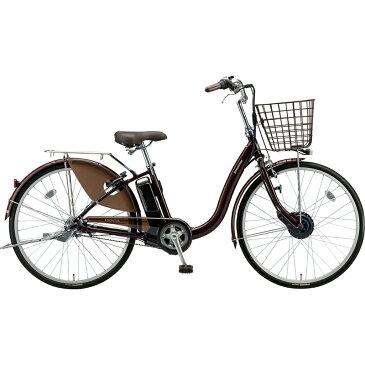 【楽天スーパーSALE 開催中】 ブリヂストン 電動自転車 フロンティア F4AB29 F.Xカラメルブラウン 【2019年モデル】【完全組立済自転車】