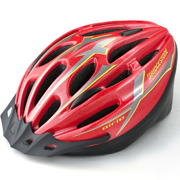 【キャッシュレス5%還元対象店】ブリヂストン 子供用ヘルメット エアリオ CHA5660 56〜60cm(Lサイズ) B371301R