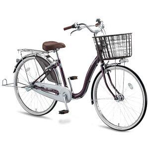 【4/22 10時までスマホエントリーで全品ポイント10倍】【即納可能】ブリヂストン シティサイクル カルク C63TP5 P.Xベリーパープル 【2015年モデル】【完全組立済 自転車】 【専門スタッフがていねいに組立調整して梱包します・老舗の店・1999年から出店】
