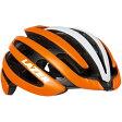 送料無料 LAZER(レイザー) サイクルヘルメット Z1 マットフラッシュオレンジ/ホワイト Lサイズ